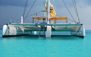 Catamaran tour (St barth, Anguilla…)